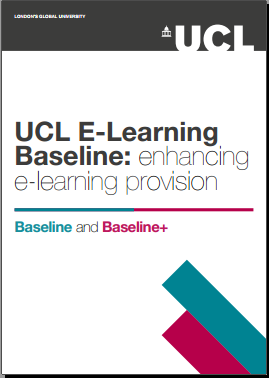 Download the UCL Baseline 2016