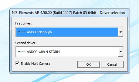 Nikon N-STORM - Quick Start Instructions - LMCB: Light